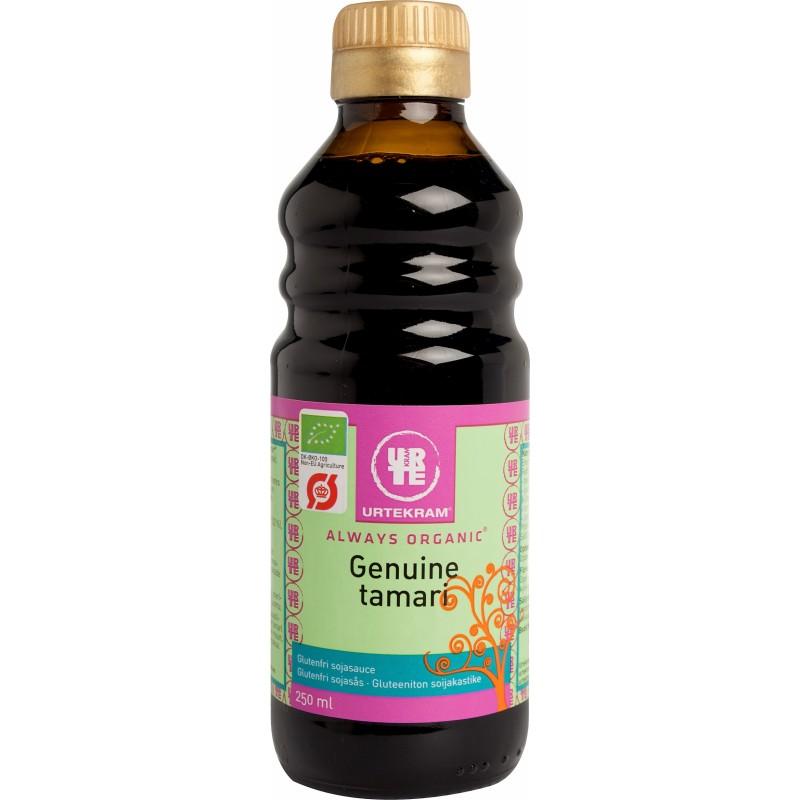 Urtekram Tamari Genuine Sojasauce Glutenfri Øko