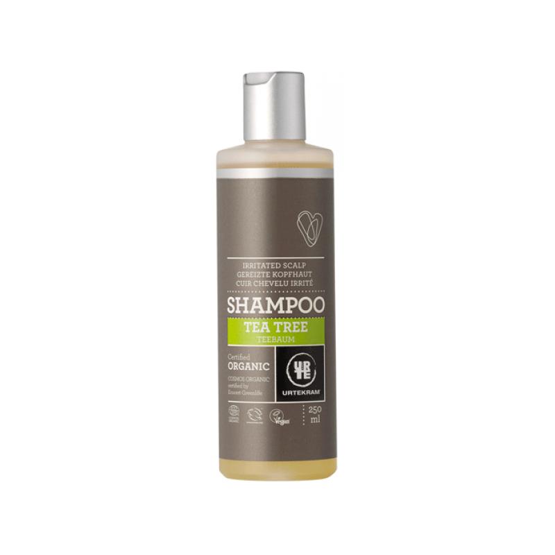 urtekram tea tree shampoo