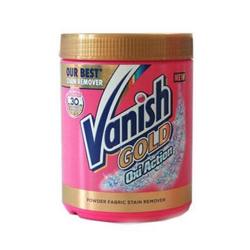Vanish Oxi Action Powder Gold