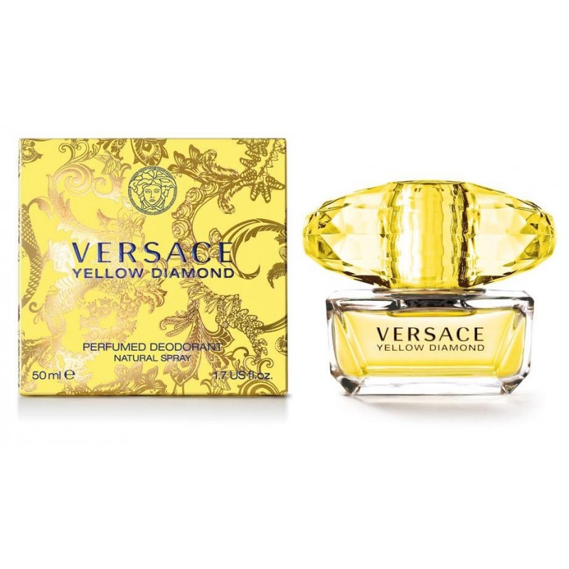 Versace Yellow Diamond Deodorant