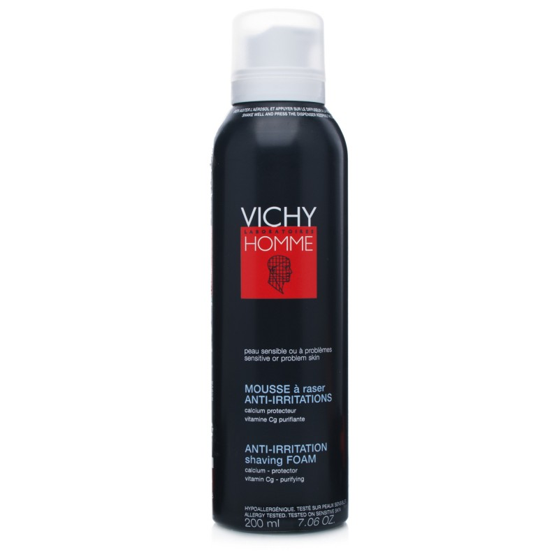 Vichy Homme Anti-Irritation Shaving Foam