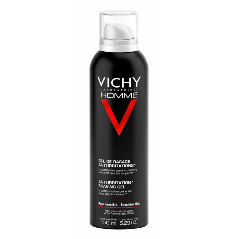 Vichy Homme Anti-Irritation Shaving Gel
