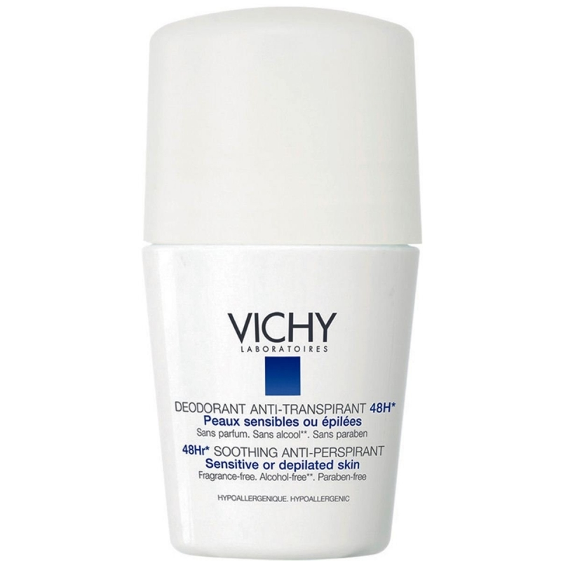 Vichy Anti-Transpirant Roll On Deo Sensitive