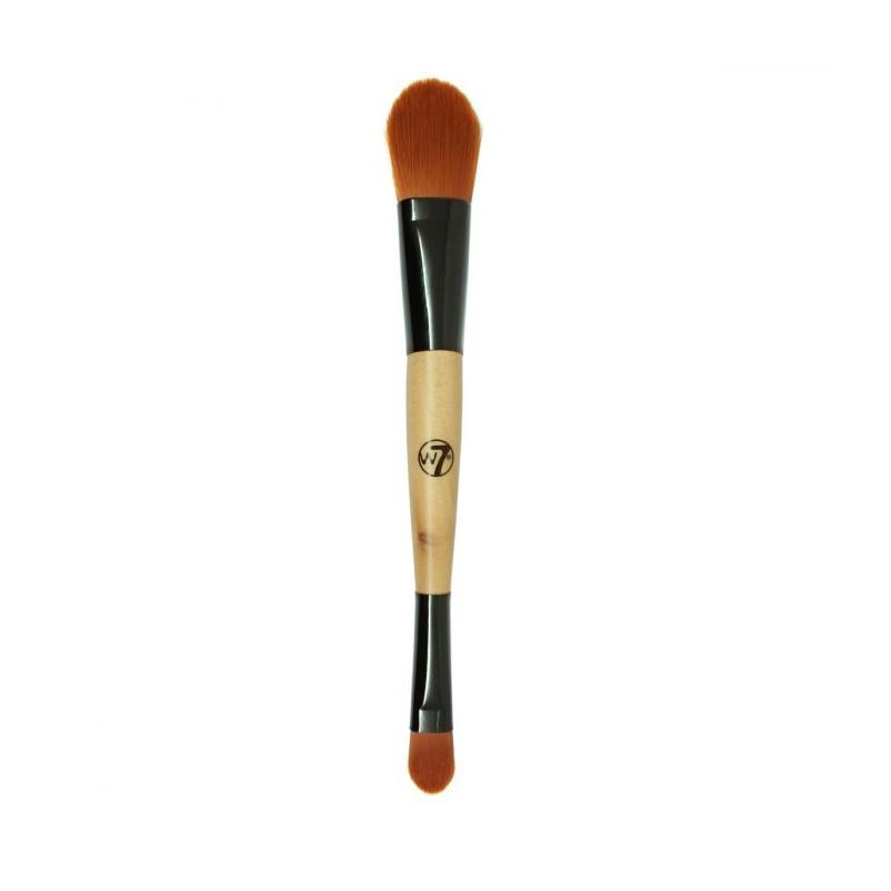 W7 Duo Foundation & Concealer Brush