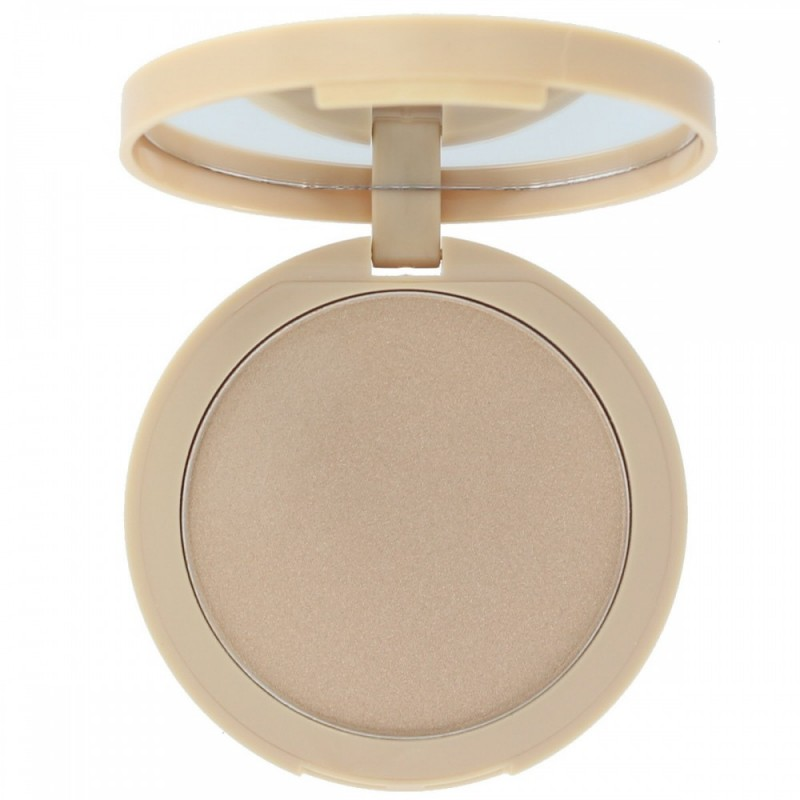 W7 GlowCoMotion Shimmer & Highlighter & Eyeshadow Compact