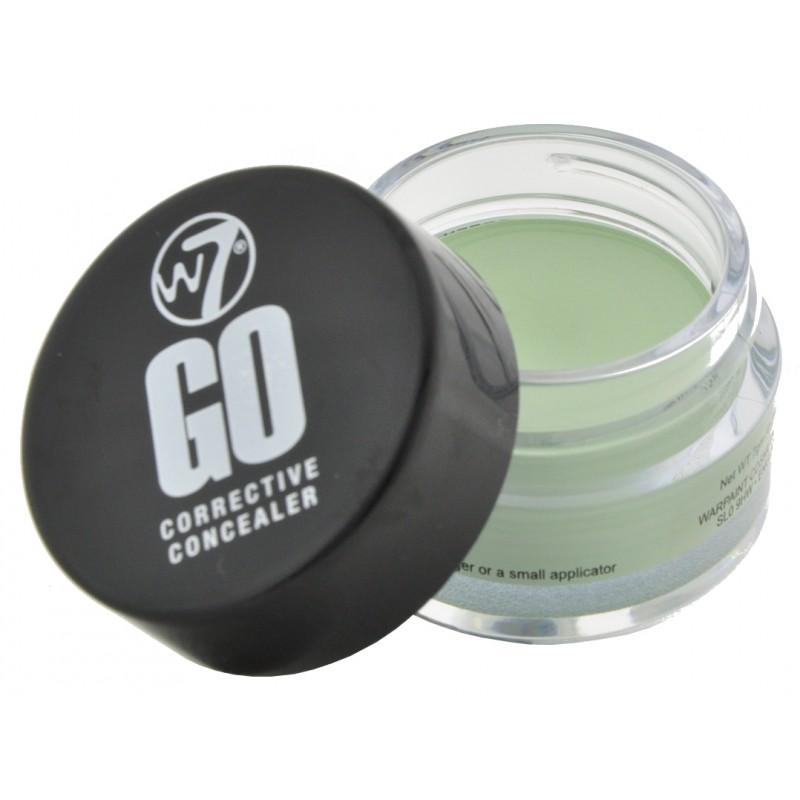 W7 Go Corrective Concealer Green
