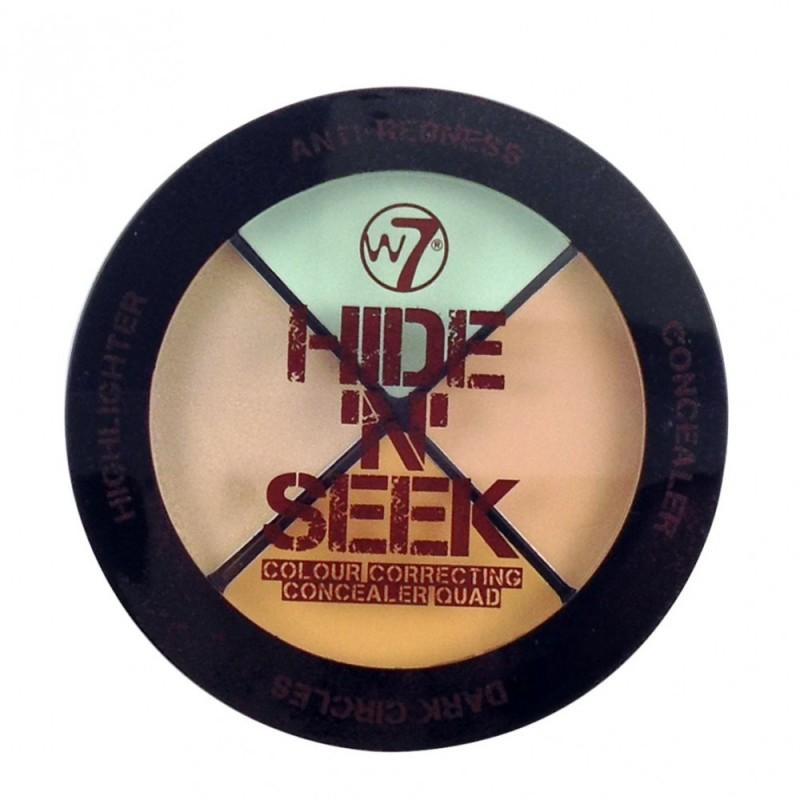 W7 Hide'n'Seek Concealer Anti-Redness