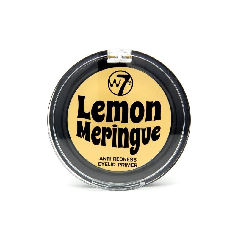 W7 Lemon Meringue Anti-Redness Eyelid Primer