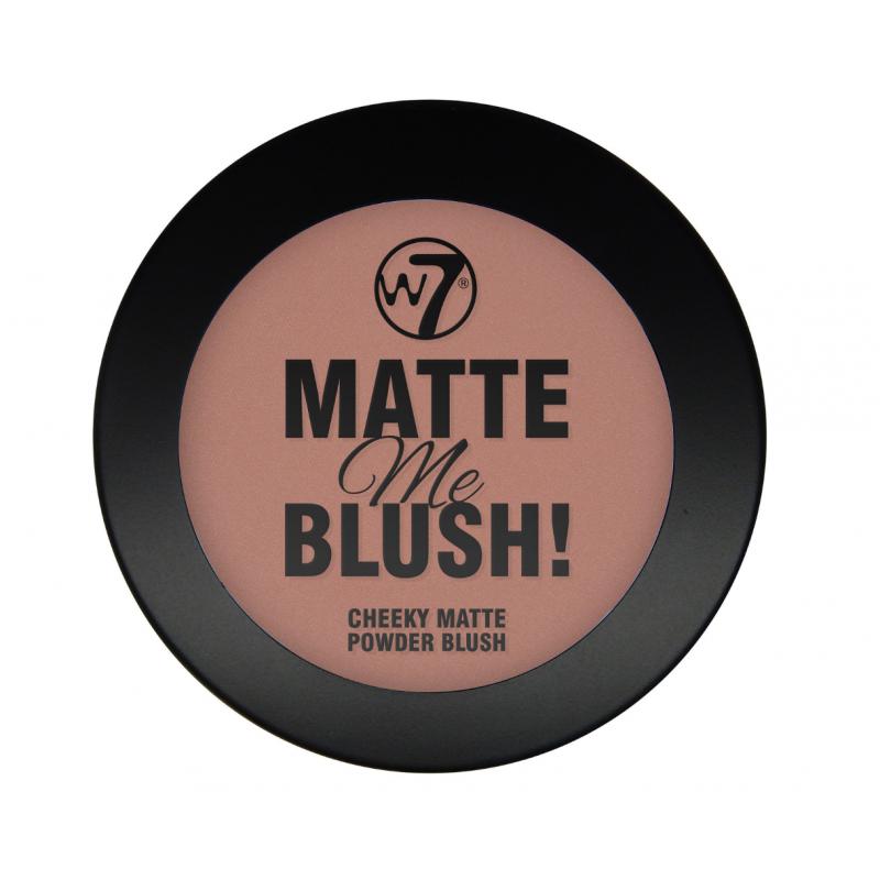 W7 Matte Me Blush El Toro