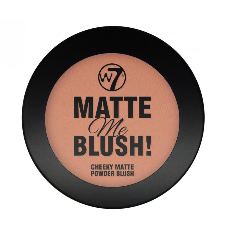 W7 Matte Me Blush Going Out
