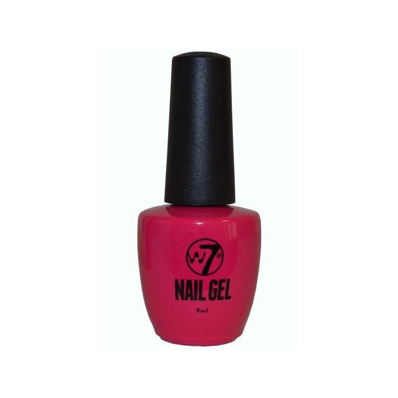 W7 Nail Gel 16 Strobe Pink