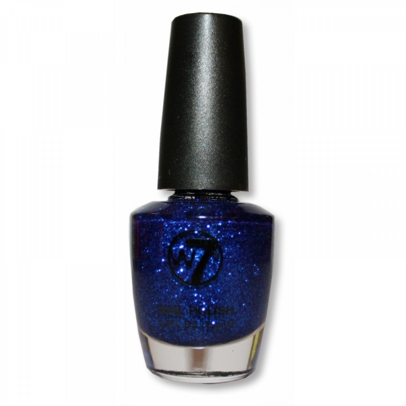 W7 Nailpolish 03 Blue Dazzle