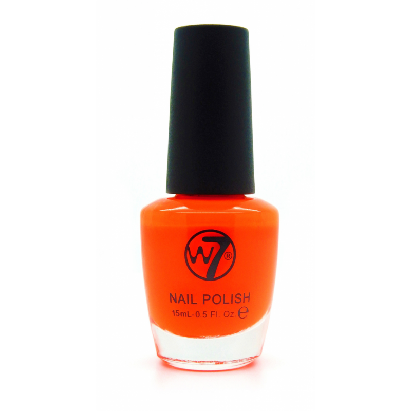 W7 Nailpolish 13 Fluorescent Orange