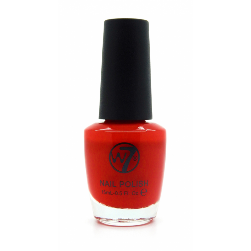 W7 Nailpolish 25 Pillar Box Red