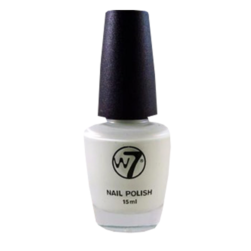 W7 Nailpolish 34 White