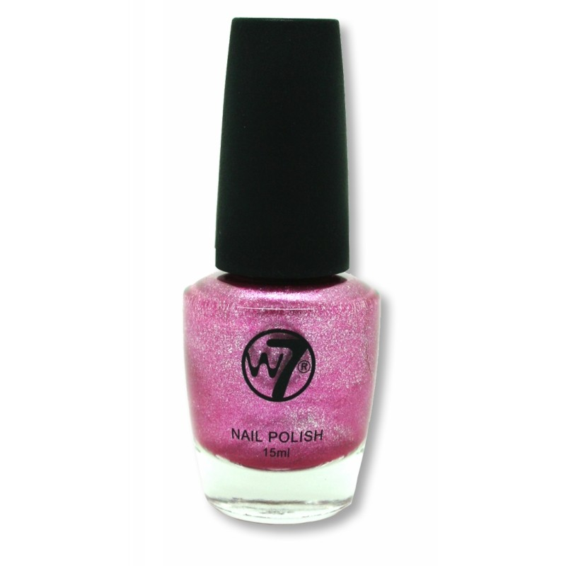 W7 Nailpolish 95 Pink Mirror