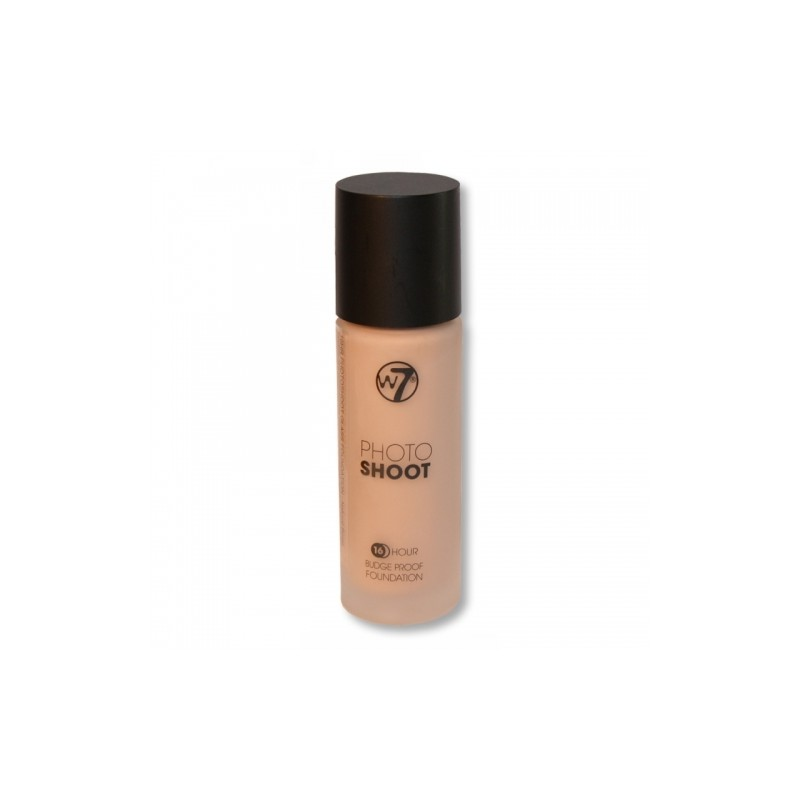 W7 Photoshoot Foundation Natural Beige