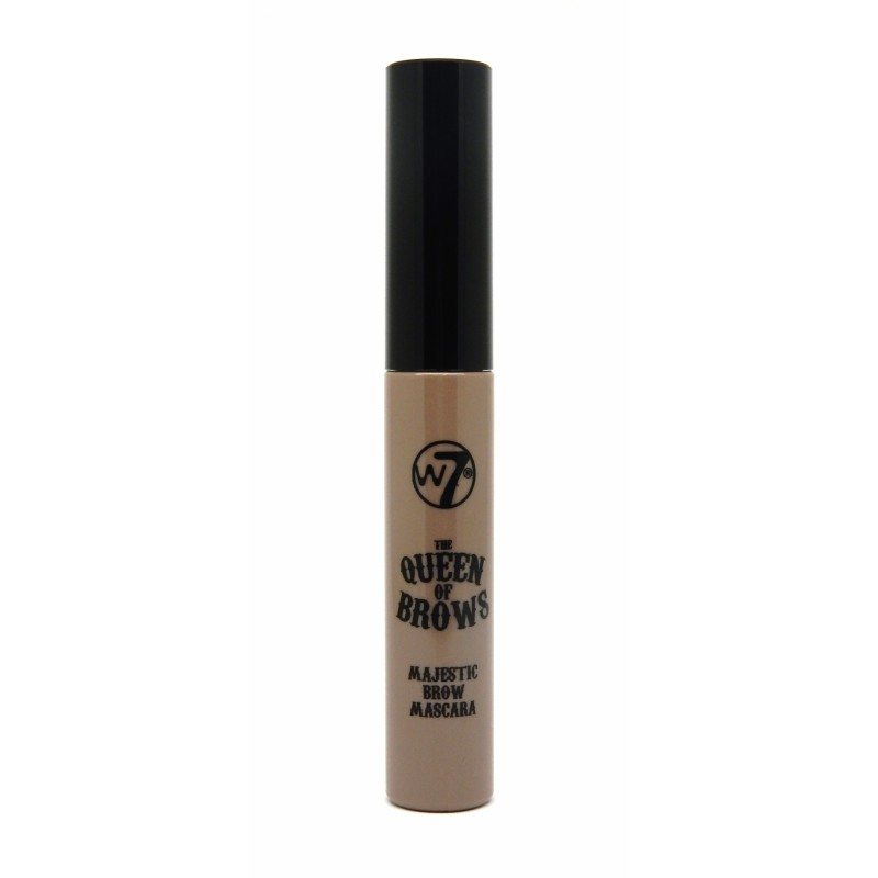 W7 Queen Of Brows Brow Mascara Light Medium