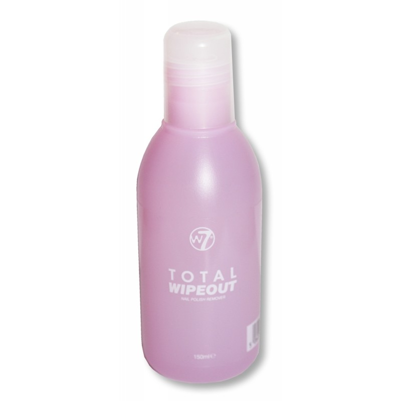 W7 Total Wipeout Nail Polish Remover