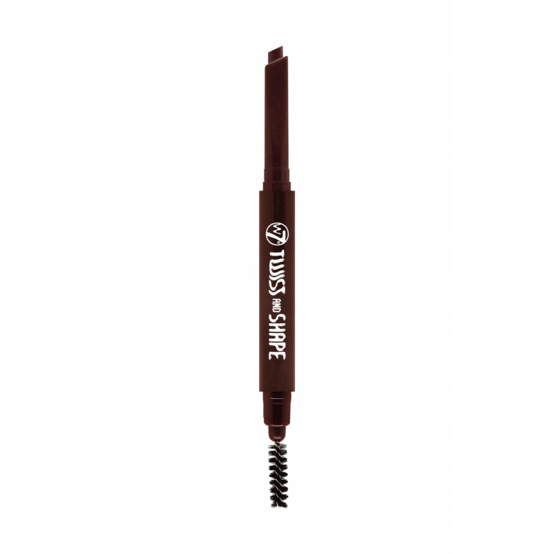 W7 Twist & Shape Eyebrow Pen Dark Brown