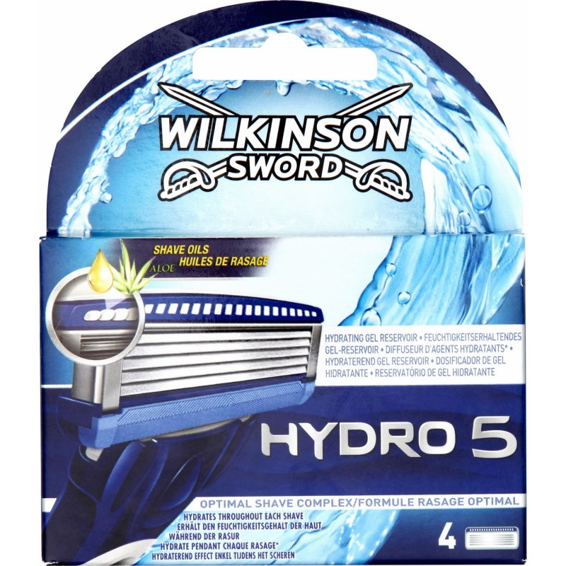 Wilkinson Sword Hydro 5 Rakblad