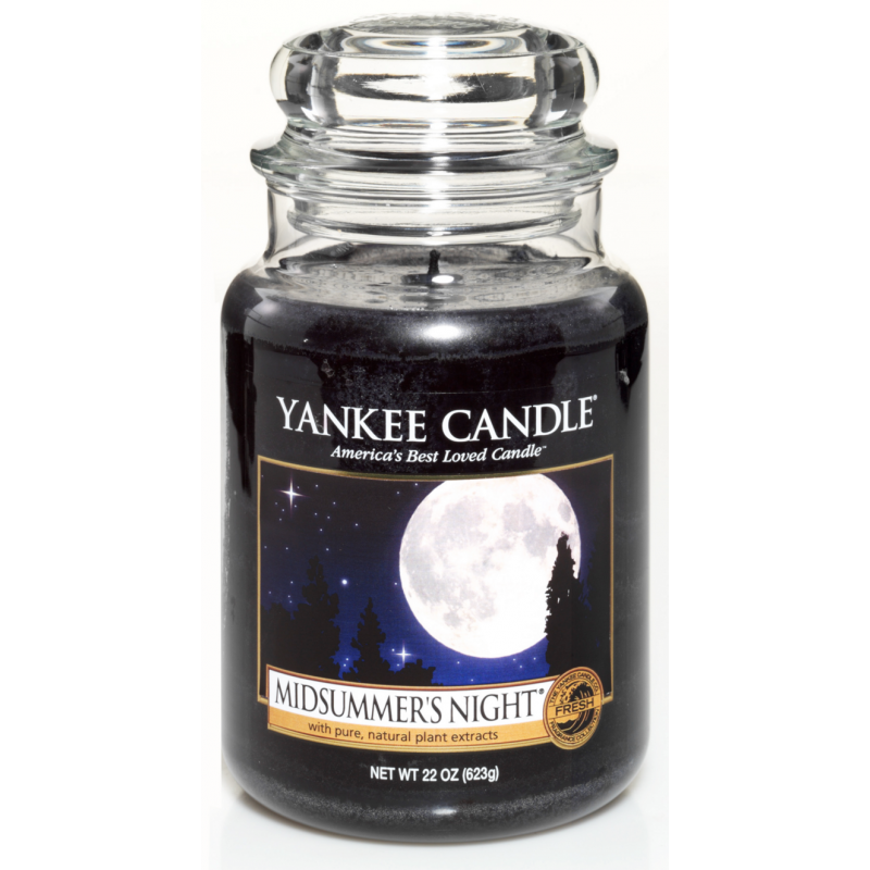 Yankee Candle Classic Large Jar Midsummer's Night Candle