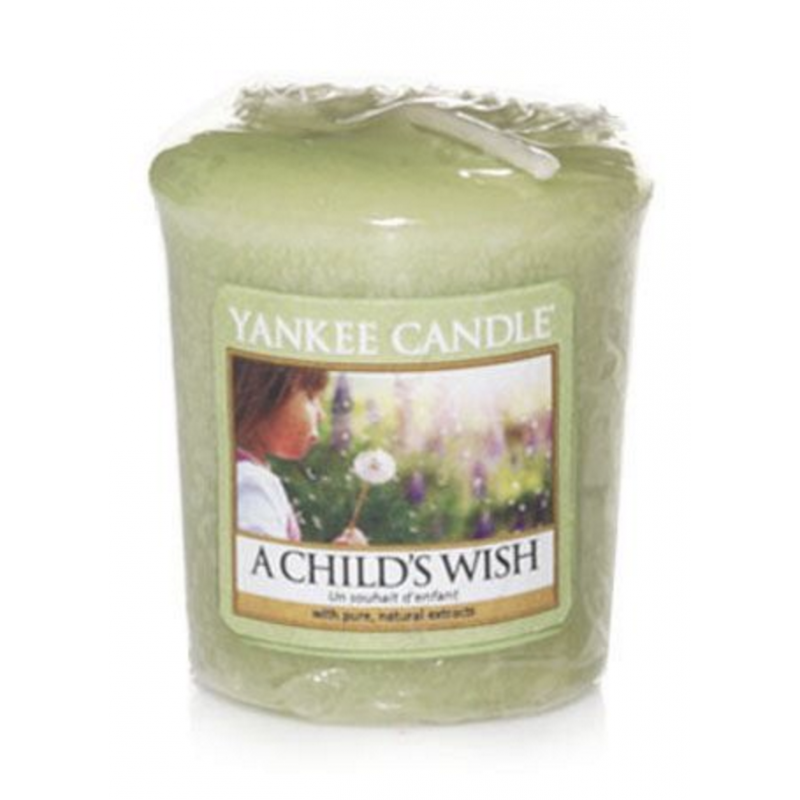 Yankee Candle Classic Mini A Child's Wish Candle