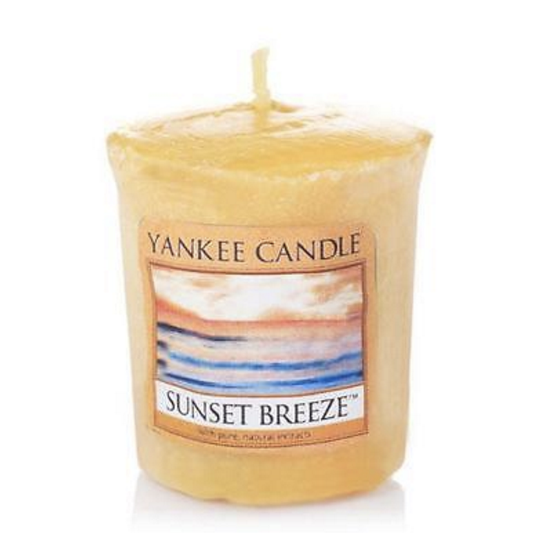 Yankee Candle  Classic Mini Sunset Breeze Candle