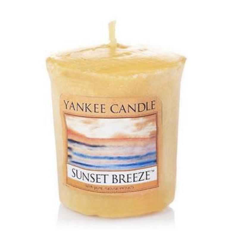 Yankee Candle  Classic Mini Sunset Breeze Candle