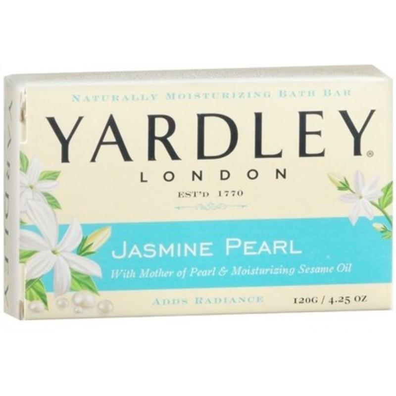 Yardley London Bar Soap Jasmine Pearl