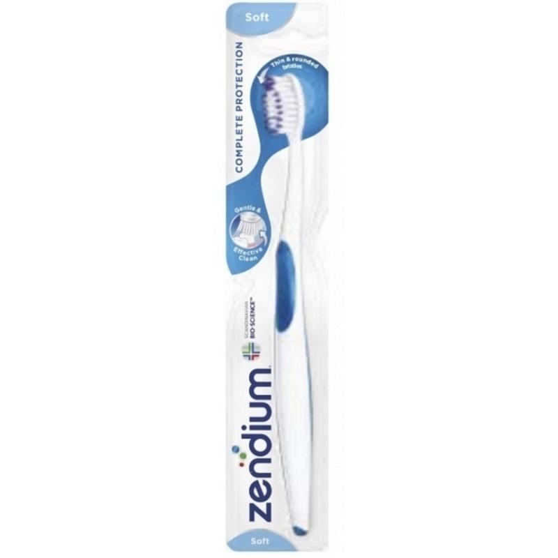Zendium Complete Protection Tandbørste