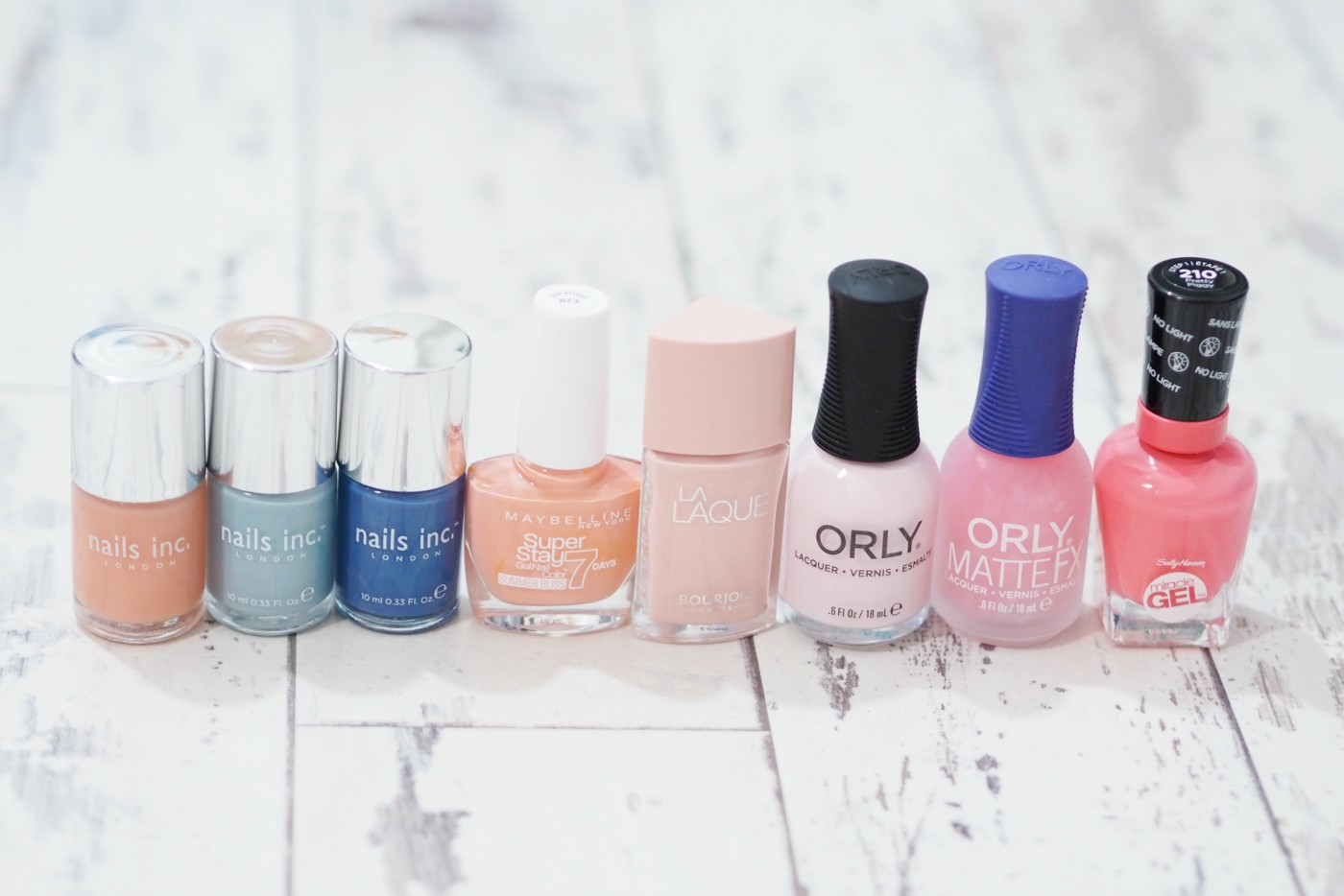Top ten orly nail polishes geenschuldenfo Image collections