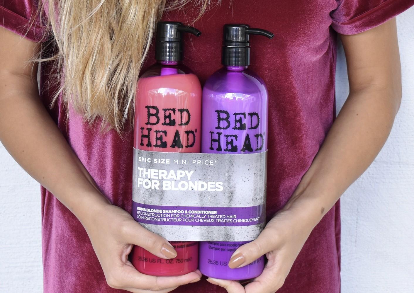 bästa schampo för blonderat hår