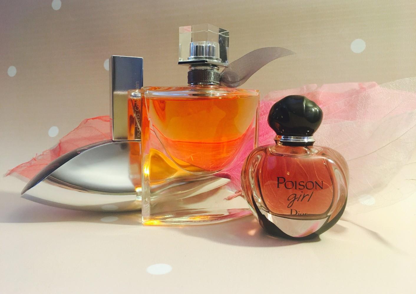 hur länge håller parfym