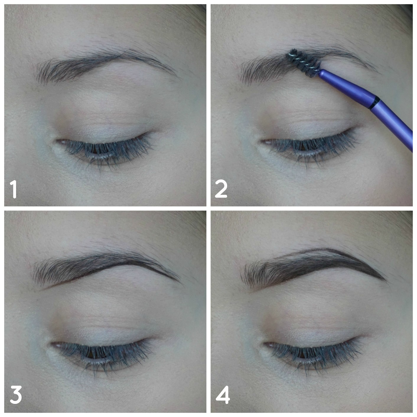 hvordan får man flotte øjenbryn
