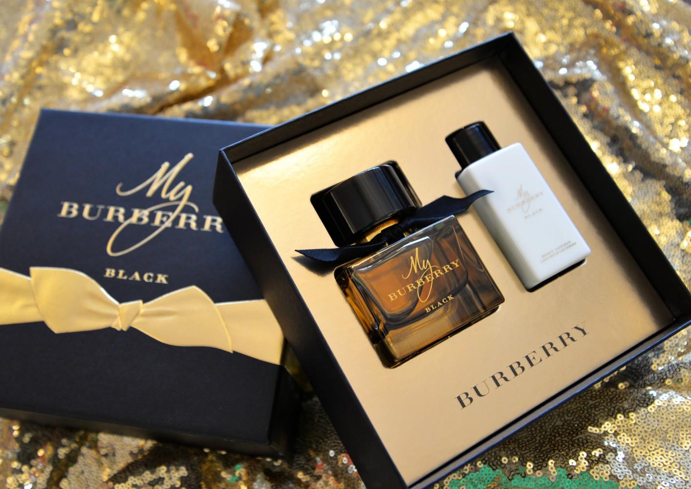 presentförpackning parfym herr
