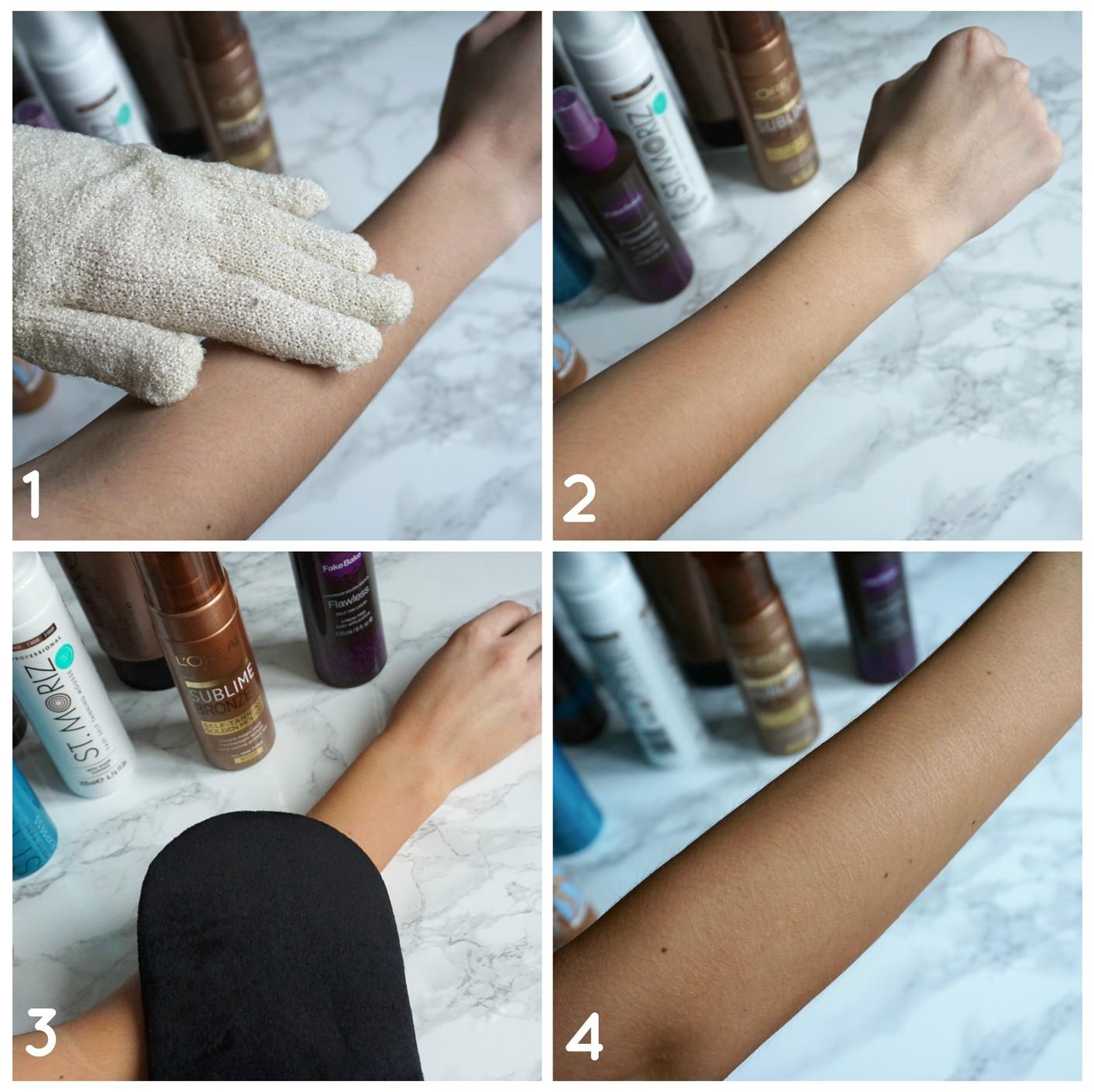 mørk hud mellem benene