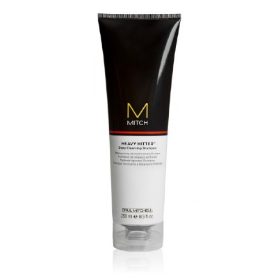 Image of   Paul Mitchell Mitch Heavy Hitter Cleansing Shampoo 250 ml