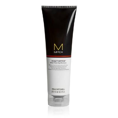 Paul Mitchell Mitch Heavy Hitter Cleansing Shampoo 250 ml