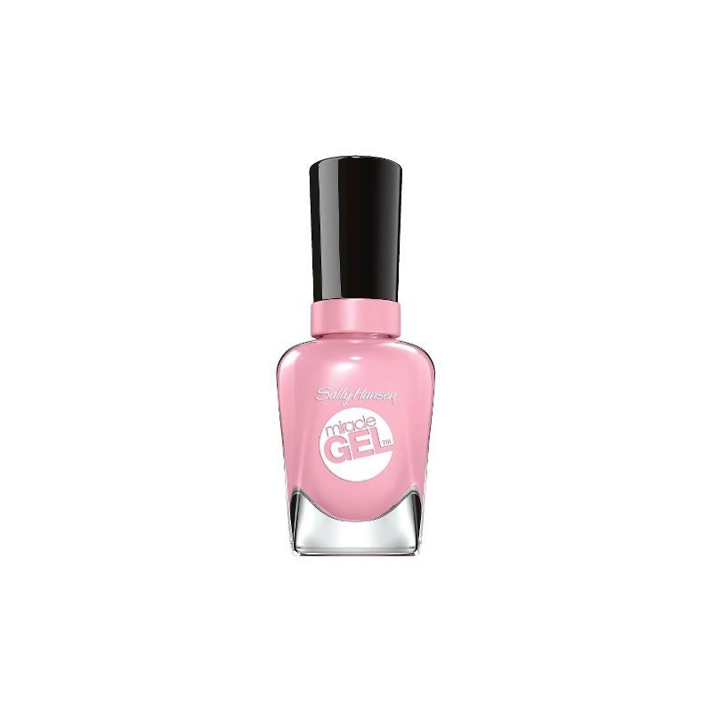Sally Hansen Miracle Gel 160 Pinky Promise 14.7 Ml
