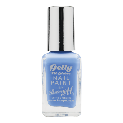 Image of   Barry M. Gelly Nail Paint 05 Blueberry 10 ml