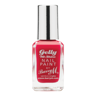 Image of   Barry M. Gelly Nail Paint 09 Pomegranate 10 ml