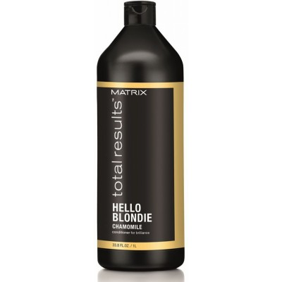 Image of   Matrix Total Results Hello Blondie Conditioner 1000 ml