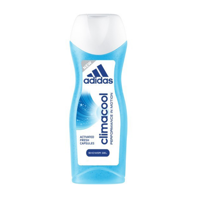 Stockists of Adidas Climacool For Women Showergel 400 ml