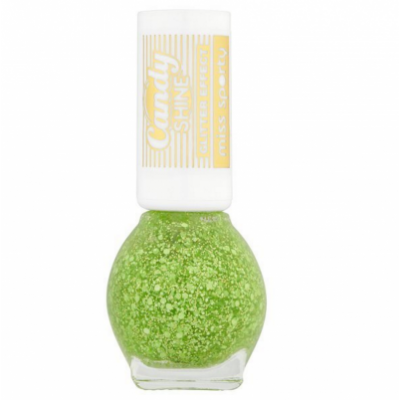 Image of   Miss Sporty Nail polish Candy Shine 01 7 ml