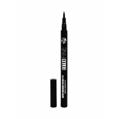 W7 Automatic Waterproof Extra Fine Eye Liner Black 0,8 ml