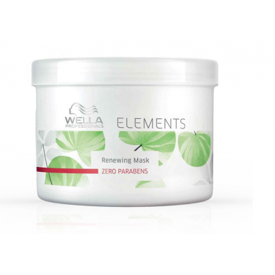 Image of   Wella Professionals Elements Renewing Mask 150 ml