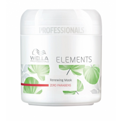 Image of   Wella Professionals Elements Renewing Mask 500 ml