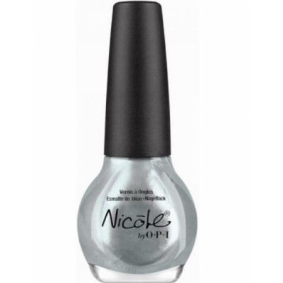 Image of   OPI Nicole Always A Silver Lining 15 ml