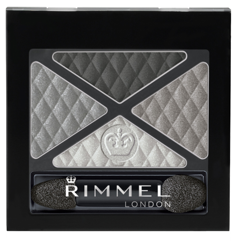 Rimmel Glam Eyes Eye Shadow Quad 001 4,2 g Ögonskugga